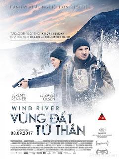 Vùng Đất Tử Thần - Wind River (2017) [Full-Vietsub]