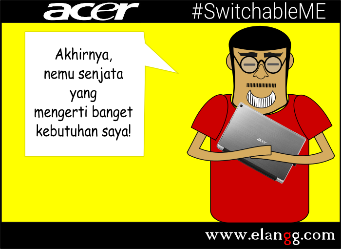 switchable me