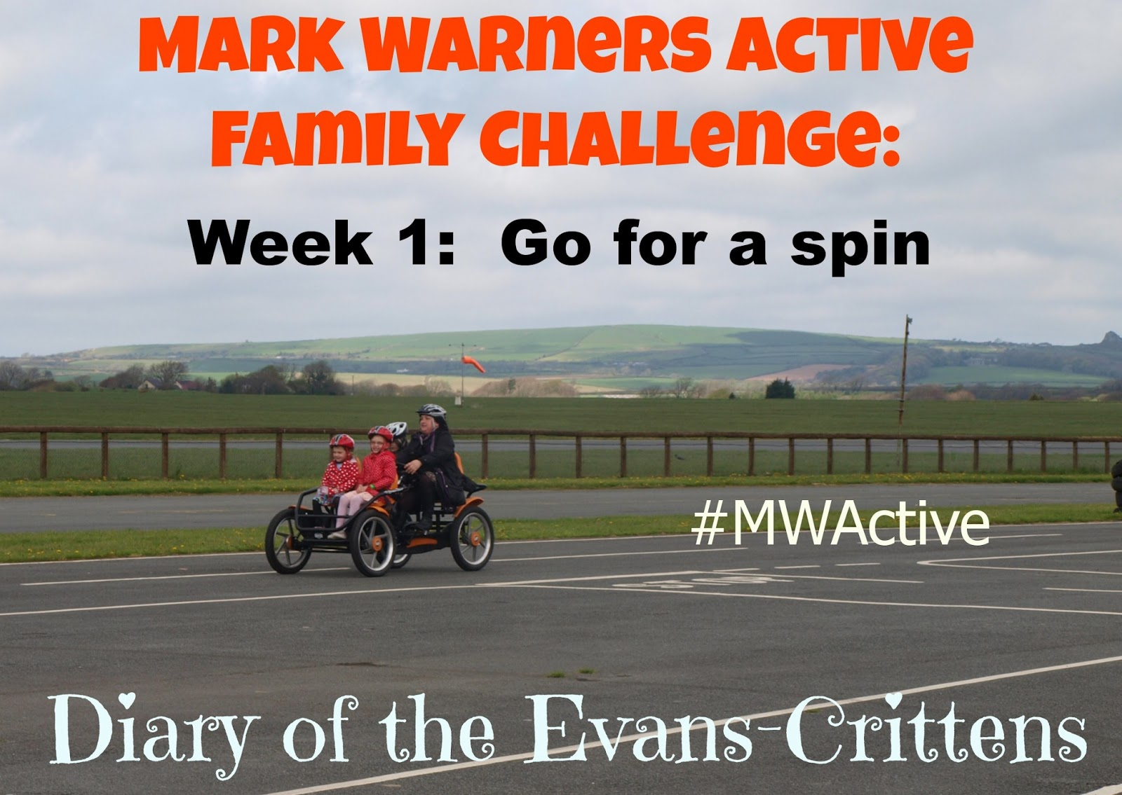 #MWActive, spin, cycle, active family, fitness, Mark Warner, disability, Sport