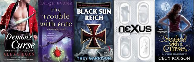 2012 Debut Author Challenge Cover Wars - December 2012 Winner