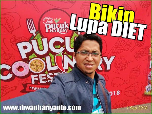 Pucuk Coolinary Festival Bikin Lupa Diet