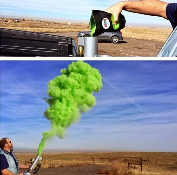 Explosion of Colored Powder by Marcel Christ | Wave Avenue |Color Powder In Air