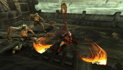 Download Game PPSSPP God Of War Ghost Of Sparta ISO Save Data English Patch Ukuran Kecil