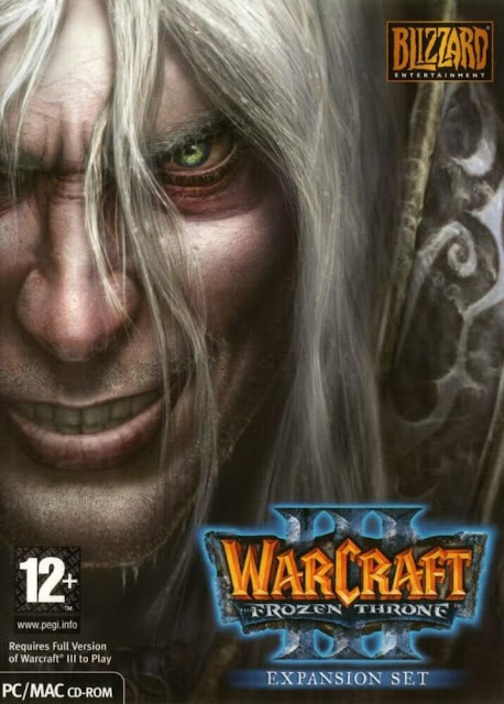Warcraft 3 The Frozen Throne Download Free PC Game
