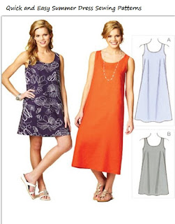 Summer Dress Sewing Patterns for Women