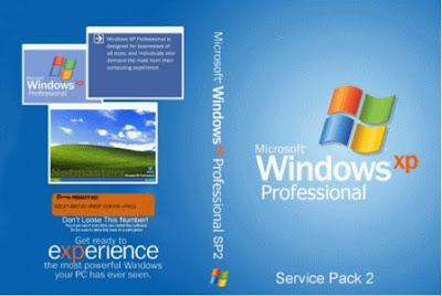 Windows XP SP2 Original Bootable