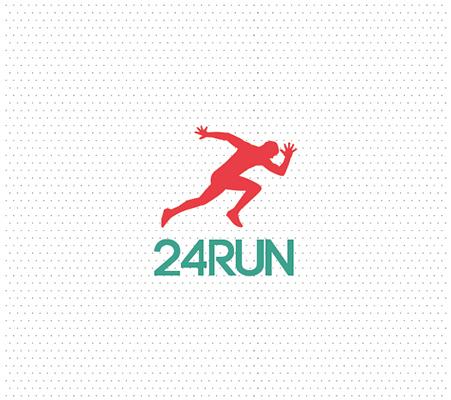 running Logo Design  BrandCrowd