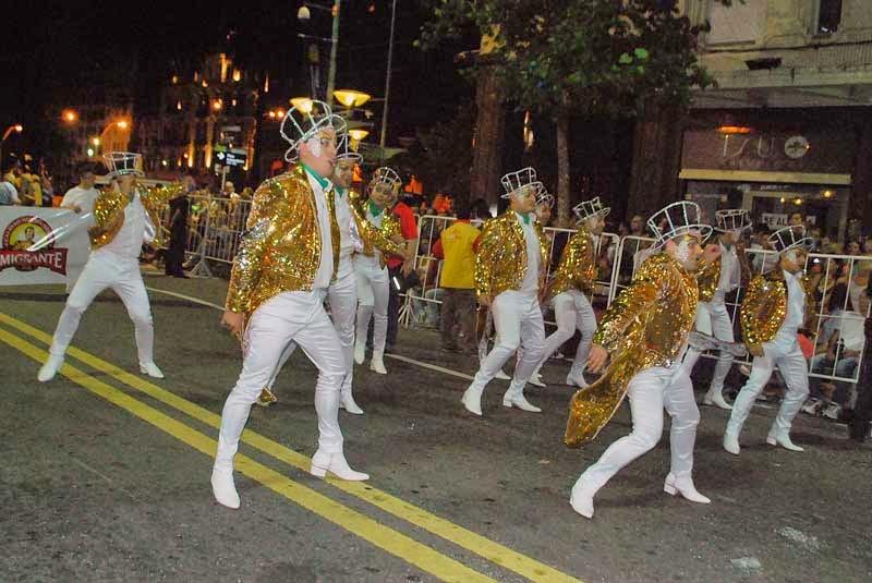 Desfile Inaugural del Carnaval. 2015. Los Fulanos.
