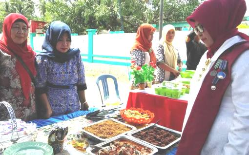 Memory, Pesta Kuliner, Kemerdekaan ke 72, Di Bontosikuyu