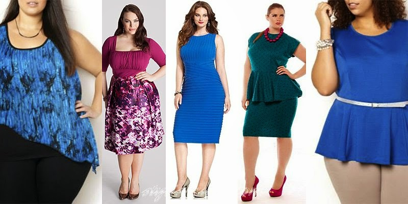 fb4a7182bae Spring Summer 2014 Plus Size Fashion Trends - Spring Summer 2019 ...