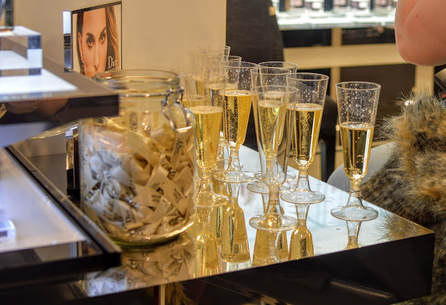 Dior Blogger Event