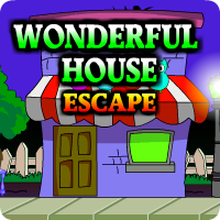 AvmGames Wonderful House Escape