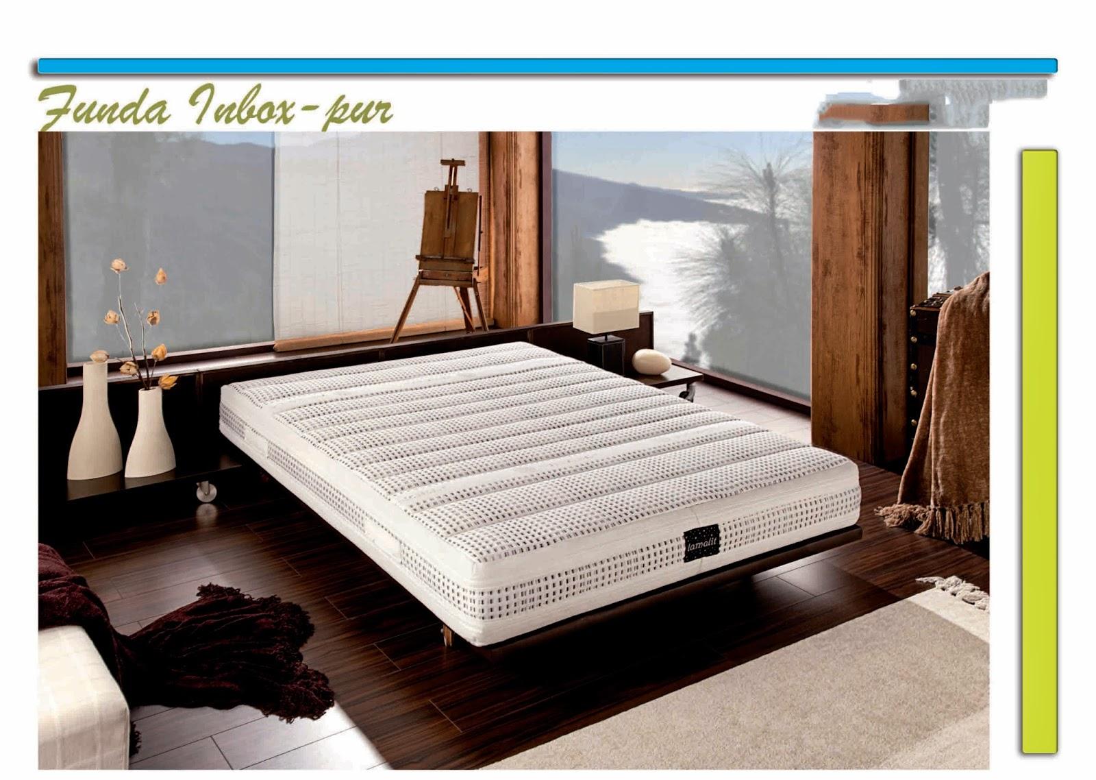 Llar del Modul: Colchones - camas articuladas