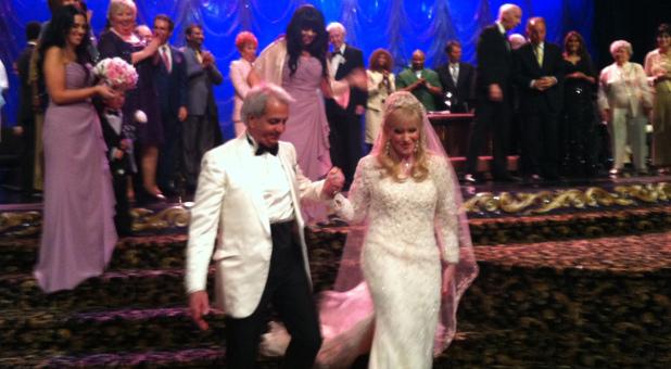 Why Benny Hinn's Second Wedding Matter's More: By Steve Strang