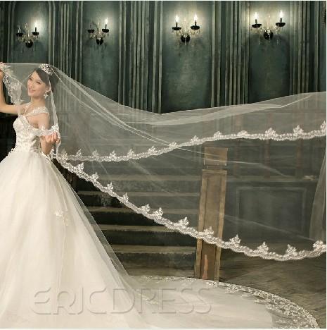El tocado de novia