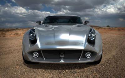 2011 Maserati SUV