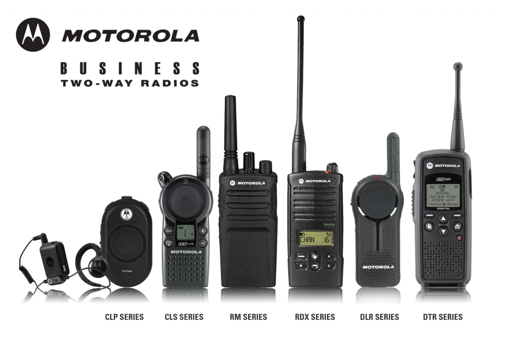 Todo Para Radios De Frecuencia Motorola