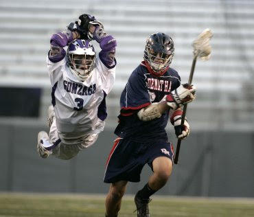 Gonzaga Lacrosse Defense