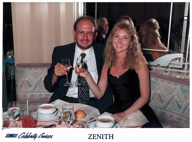 cruise dining in 1994