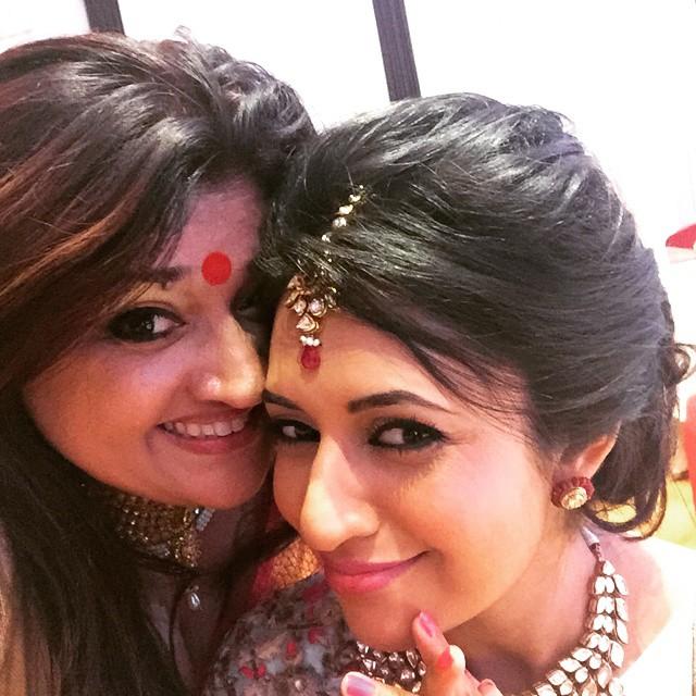 my cuchikoo divyanka tripathi ,, Divyanka Tripathi Pics from Karan Patel's Wedding