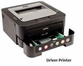 Helps amend your productivity alongside a impress speed of upward to  Brother HL-2240 Printer – Driver Download