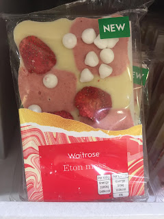 waitrose eton mess chocolate