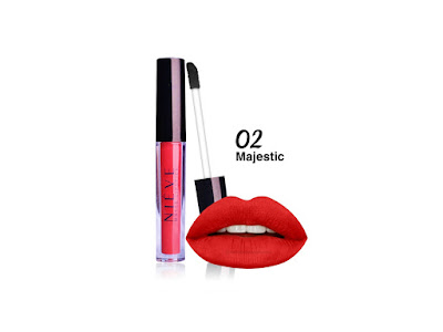 Nieve Beauty Liquid Lipsmatte - Majestic 02