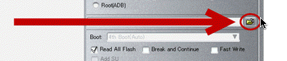 Flash MTK Device with Piranha Box -Step 07