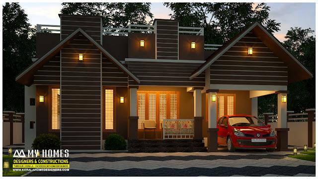 home plans kerala below 20 lakhs, 16 lakhs budget house plans in kerala, below 20 lakhs budget house plans, 3 bedroom house plan kerala, house plans kerala style photos