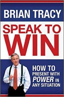 Speak to Win : Brian Tracy Download Free Business Book