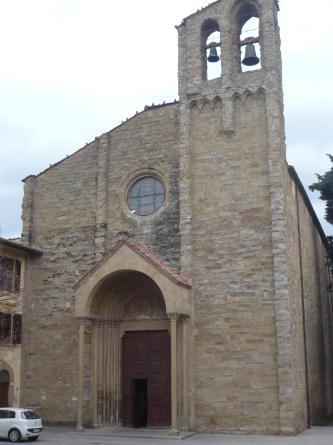 Basilica San Domenico Arezzo
