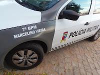 Resultado de imagem para viatura quebrada da cidade de Marcelino Vieira