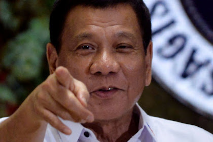 Duterte: Uskup Gereja Katolik Filipina Korupsi dan Main Perempuan