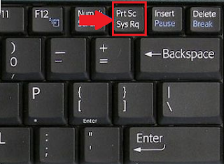 Cara Mengambil Gambar menggunakan PrtSC
