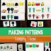 Making Patterns: Preschool Camping Theme