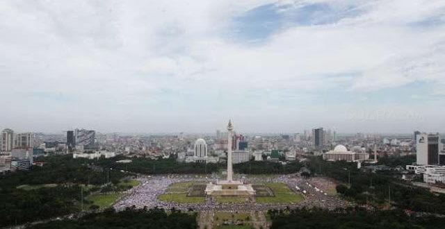 Waduh... Mau Ikut Reuni Akbar 212 di Monas, Ponpes di Banten Kesulitan Sewa Bus