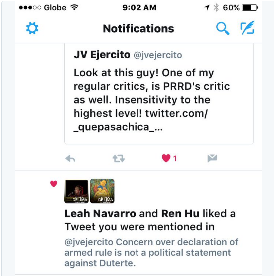 JV Estrada Slams Leah Navarro, Aquino's Presidential Assistant On Her Rants 'Against Duterte' Over Davao Blast
