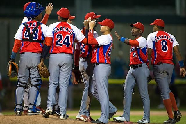 El equipo Cuba de beisbol va con balance de 3-6 en la Liga CanAm