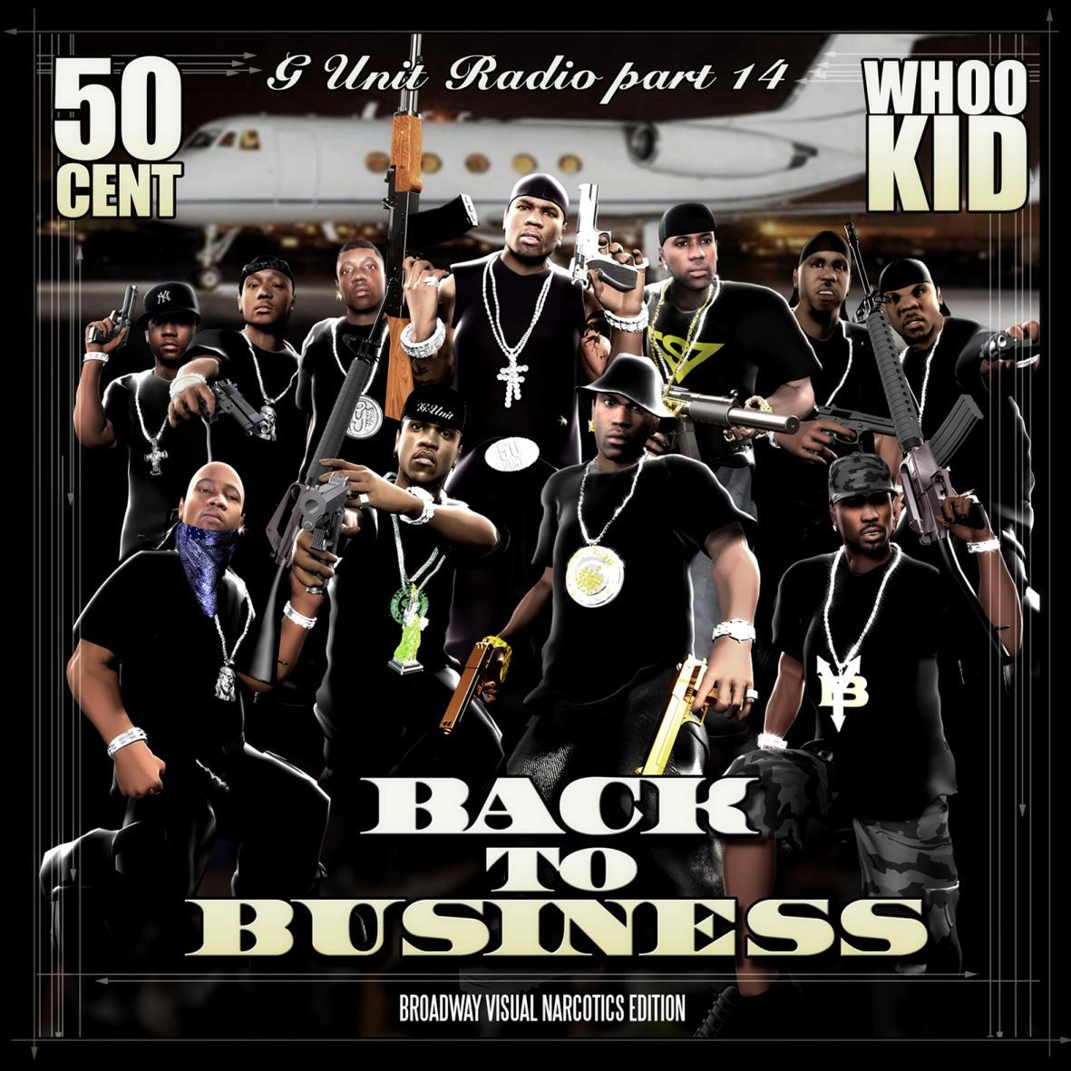 DAR Hip Hop: The 8 Greatest G-Unit Mixtapes