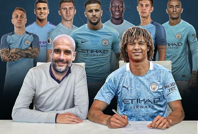 Man City Sign Bournemouth Star Defender Ake