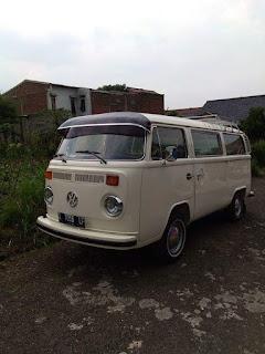 Dijual VW Kombi Klasik Istimewah