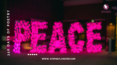 Peace | Stefn Sylvester Anyatonwu