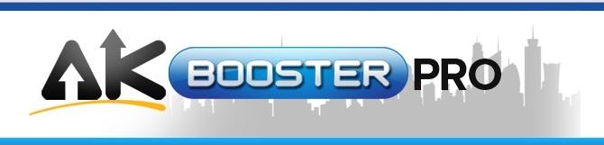 AK Booster Pro [GIVEAWAY]