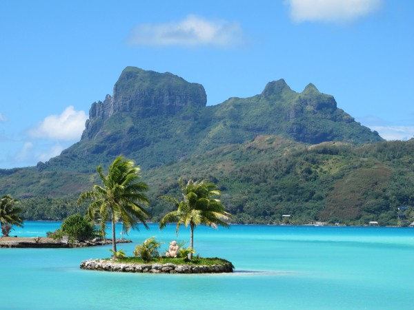 Exotic Honeymoon Destinations All Inclusive: Exotic Places: The Best Luxury Resort On Bora Bora For A