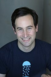 David Levithan author of Boy meets Boy