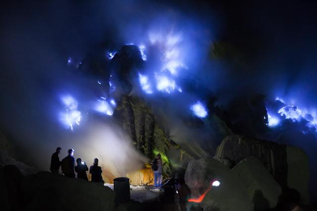 Kawah Gunung Ijen