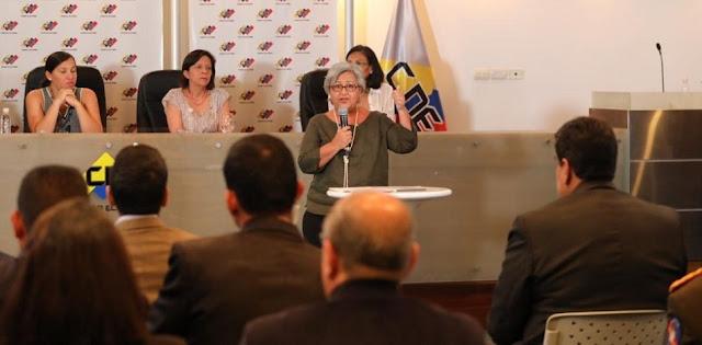 Tibisay Lucena miente otra vez: a mi tía Marlene Rondón no la mató la guarimba