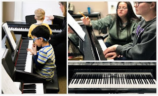 Encore Music Academy and Recording Studios presents Piano Lab!