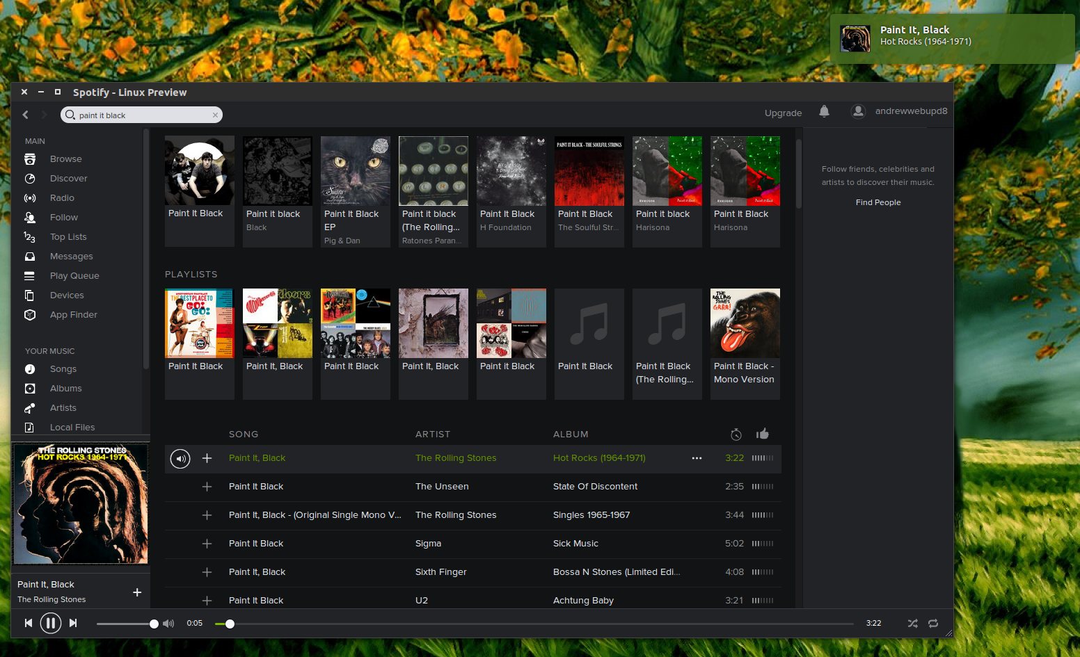 Spotify For Linux Gets A Refreshed User Interface, Other