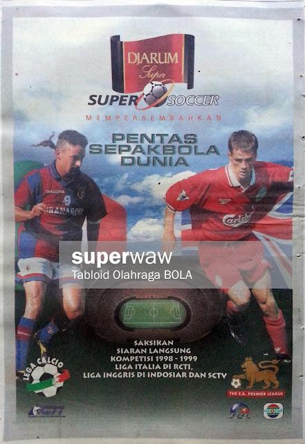 Pentas Sepakbola Dunia Kompetisi 1998-1999